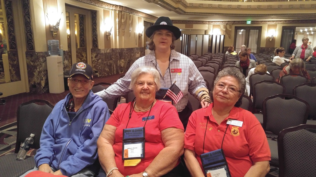 DAVA Auxiliary - Disabled American Veterans Department of ...